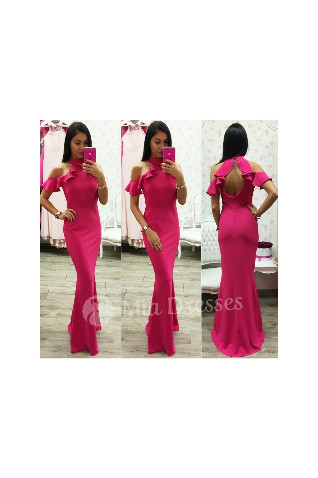Mia Dresses - Spoločenské šaty 6706cdfac61