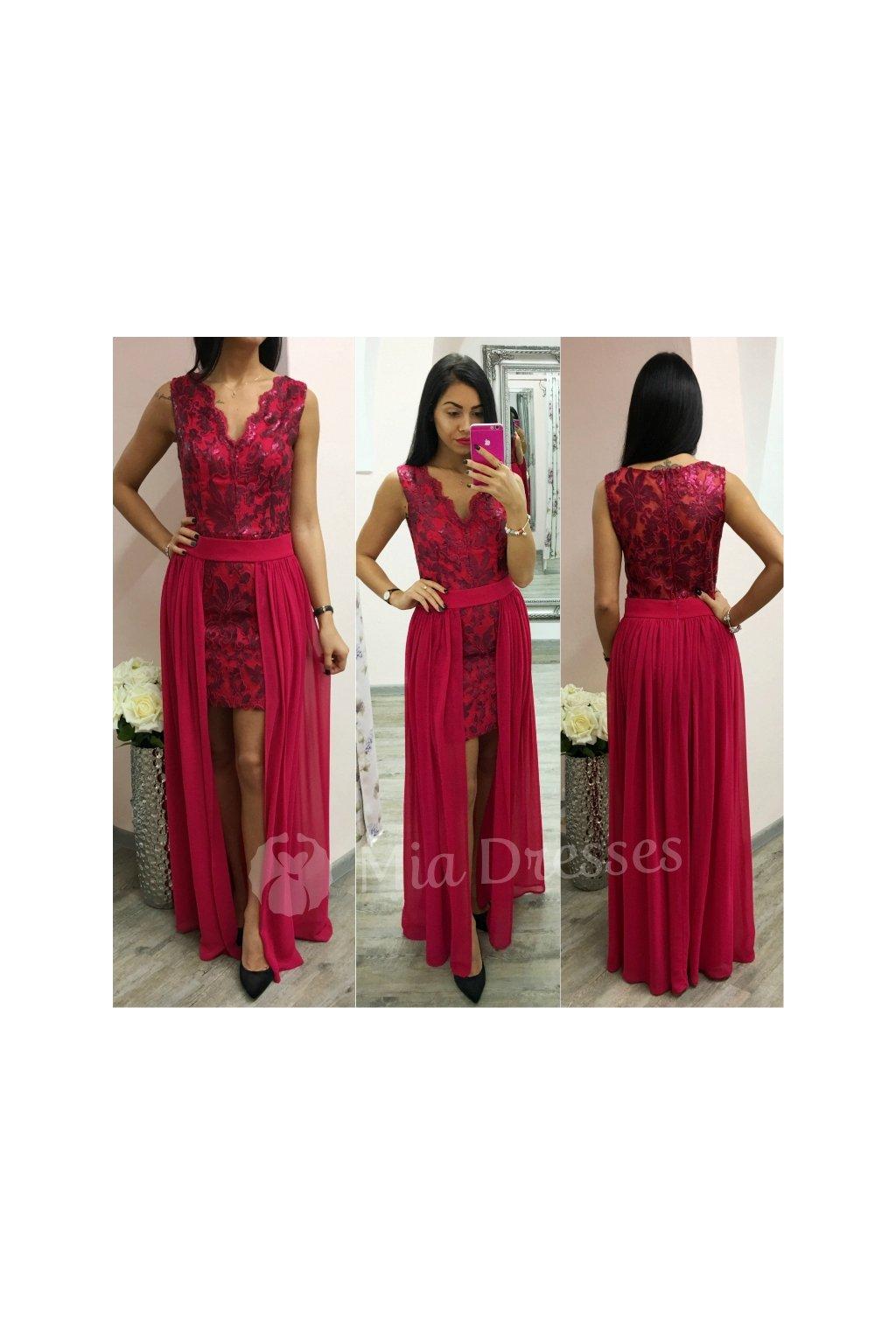 b92a69aa11b Dlhé spoločenské šaty