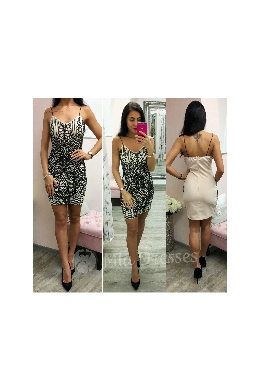 Mia Dresses - Spoločenské šaty 4622da21c3
