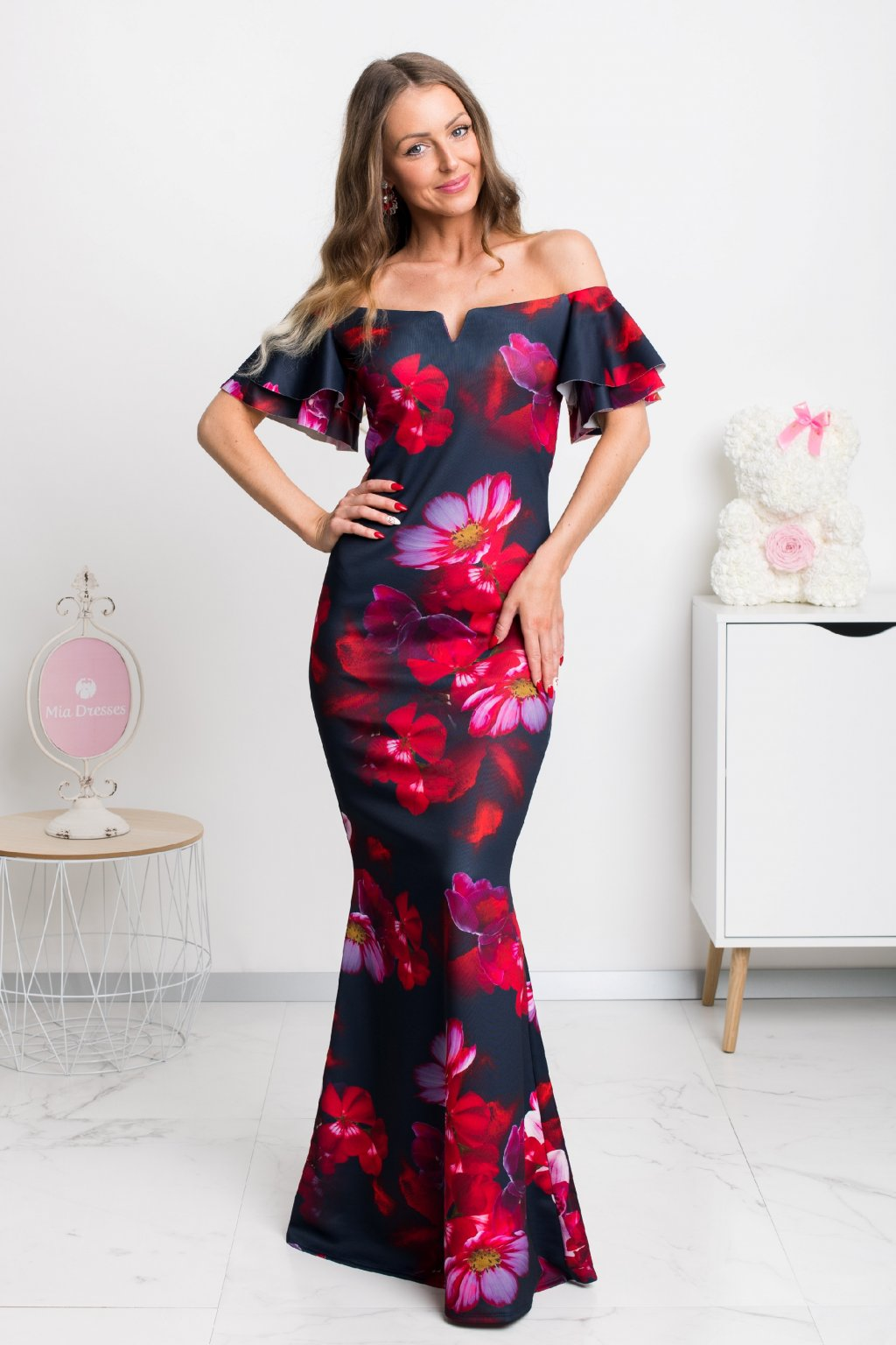 a51ac8aa4cf4b Mia Dresses - Spoločenské šaty