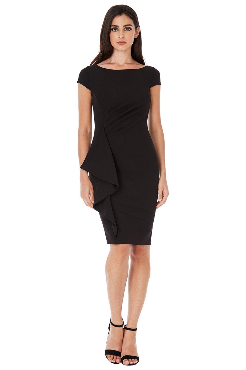 c5b5f9d5432a Čierna farba - Mia Dresses