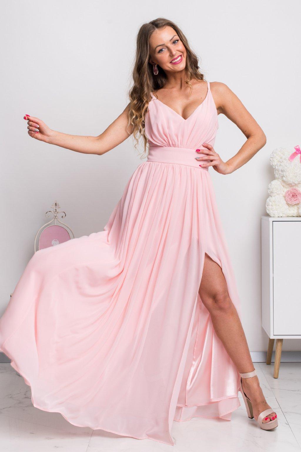 a25c73425 Dlhé spoločenské šaty