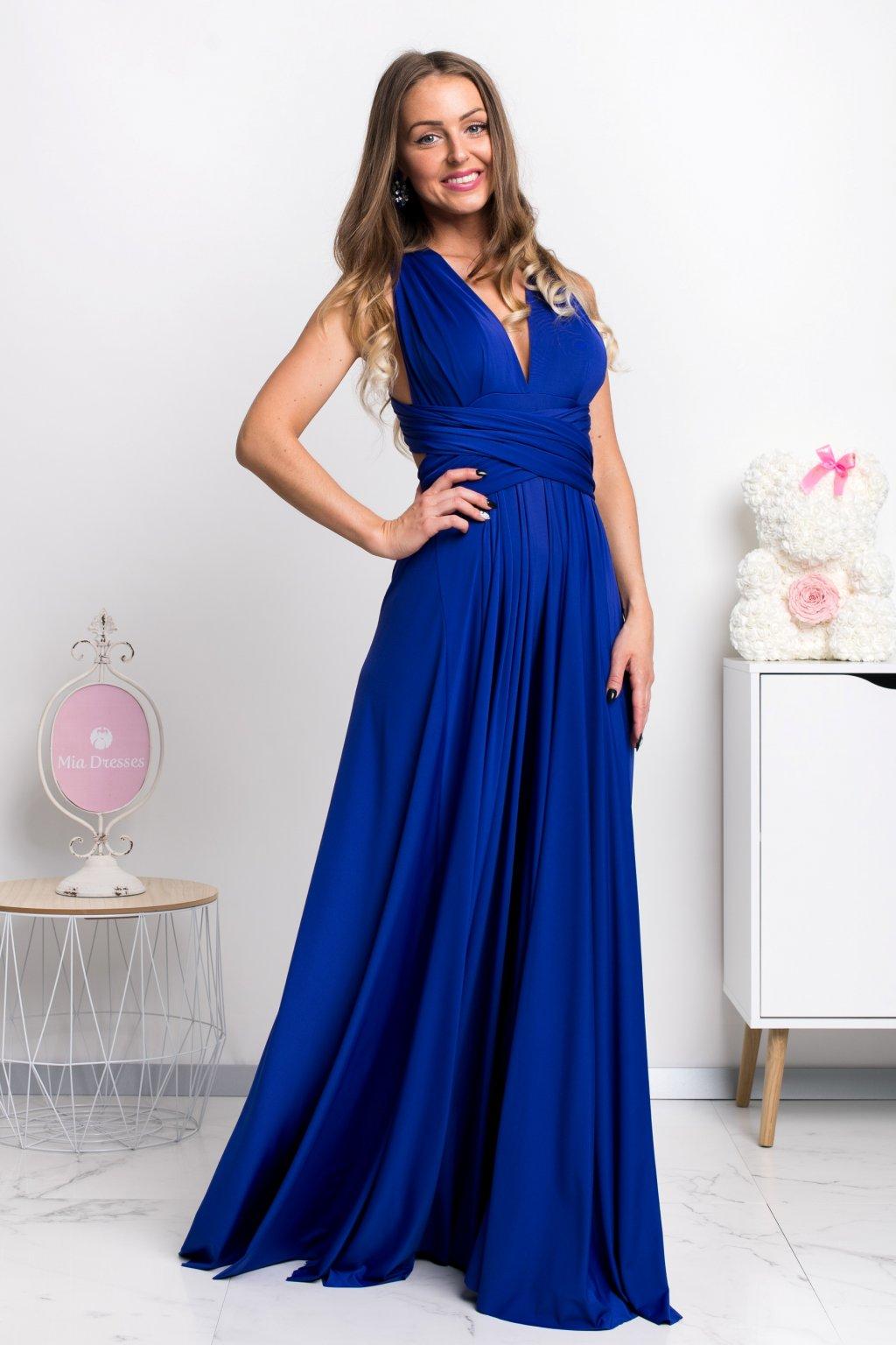 3703314991 Mia Dresses - Spoločenské šaty