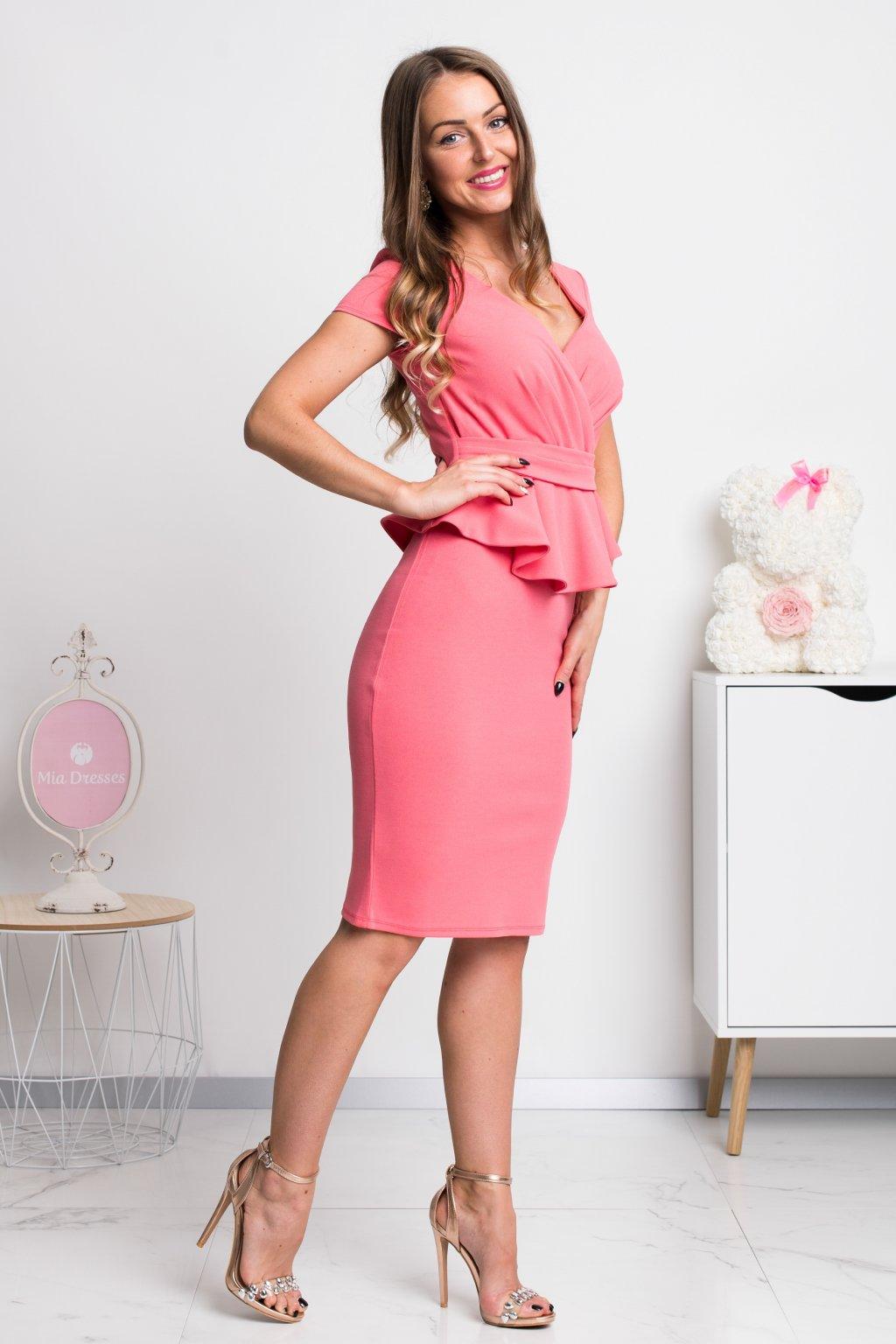 c633982f67 Krátke spoločenské šaty