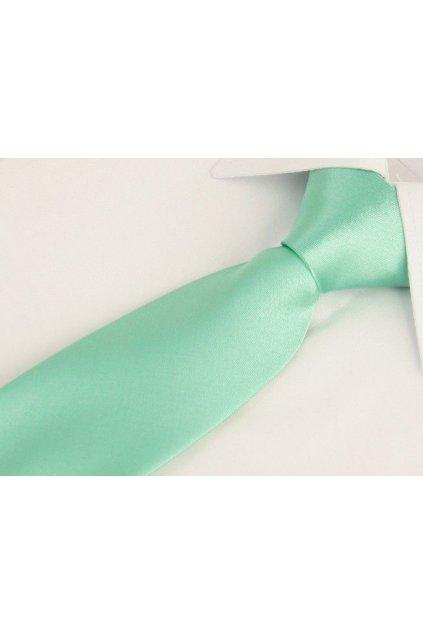 Mentolová kravata