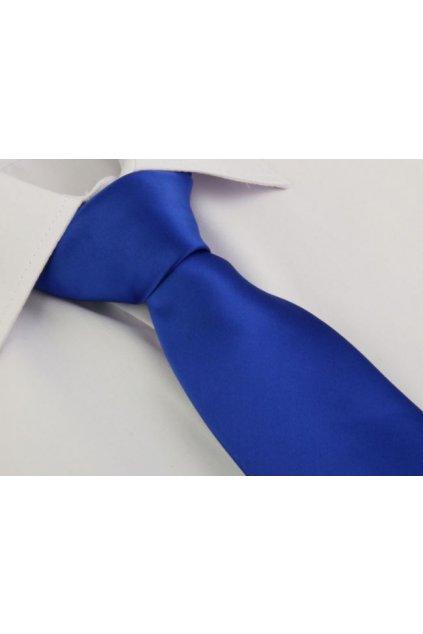 Modrá kravata