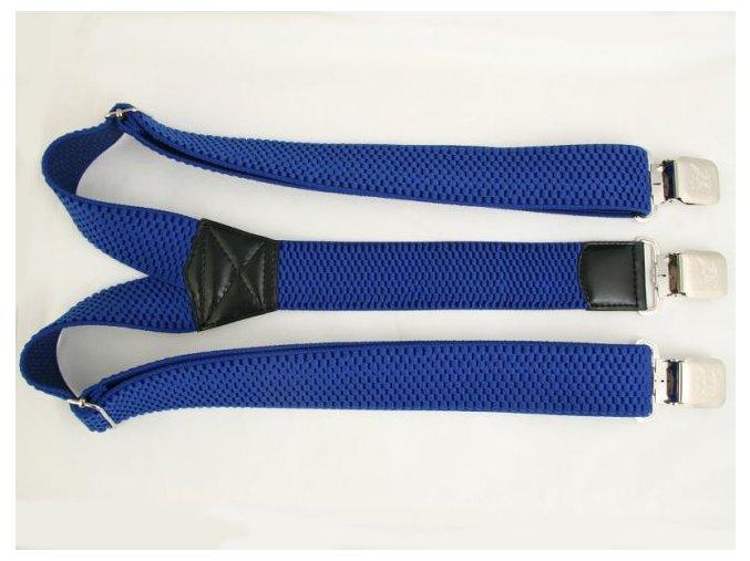 Modré traky