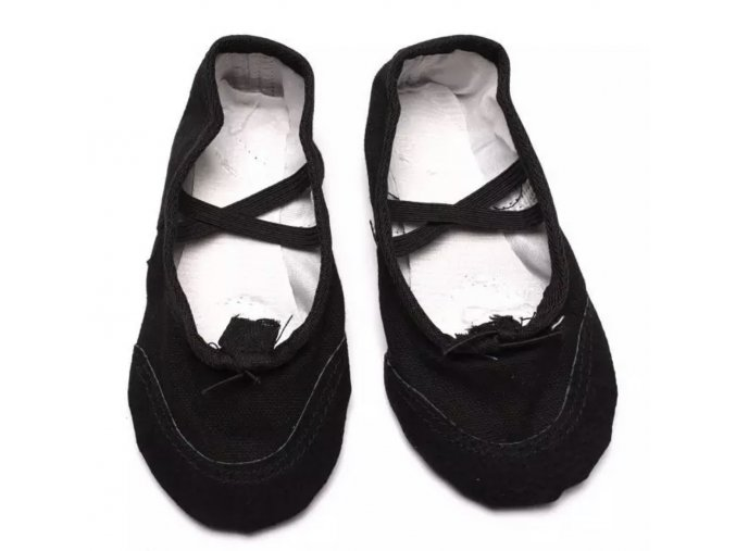 Gymnastická, baletní obuv