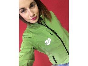 MIA bunda dámská - zelená