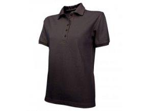 Dámské tričko s límečkem k potisku