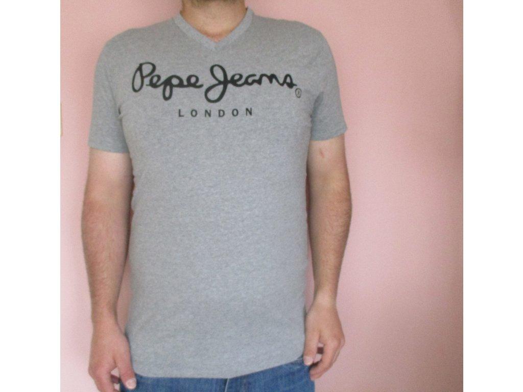 1f11825ca728 Pánské tričko Pepe jeans vel. XL - Miavimoda.cz