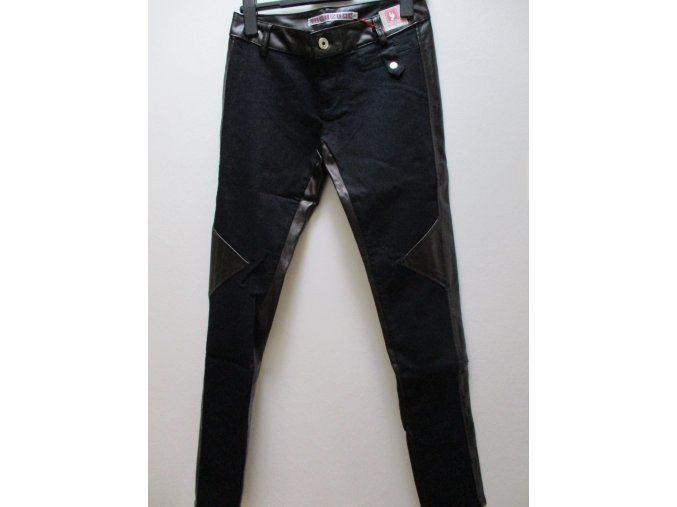Tmavé kalhoty Yes! Miss