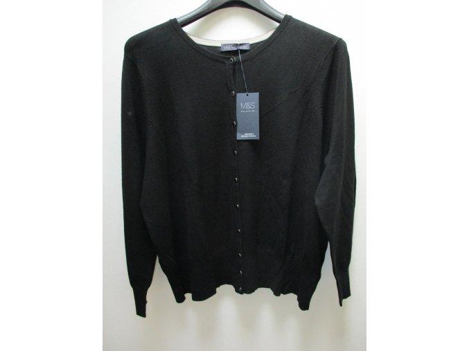 Černý svetr Marks & Spencer