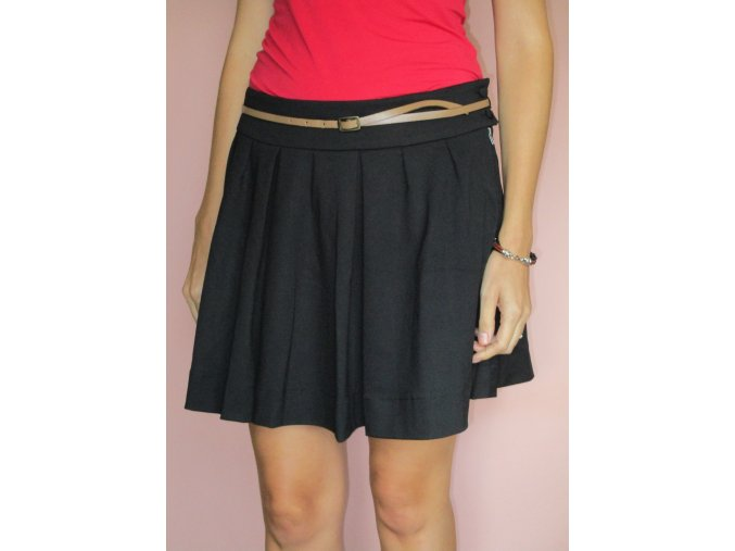 Černá sukně Cache Cache
