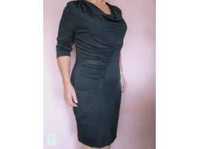 Dámské černé šaty Steilmann
