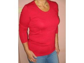 Červené tričko Steilmann