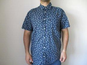 Modrá košile XL TRN1961