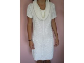 Pletené šaty Cache Cache