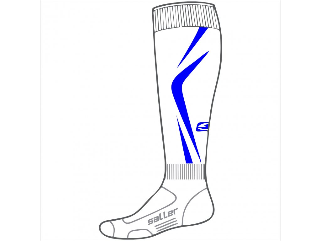 saller stulpny s ponožkou SAO PAOLO