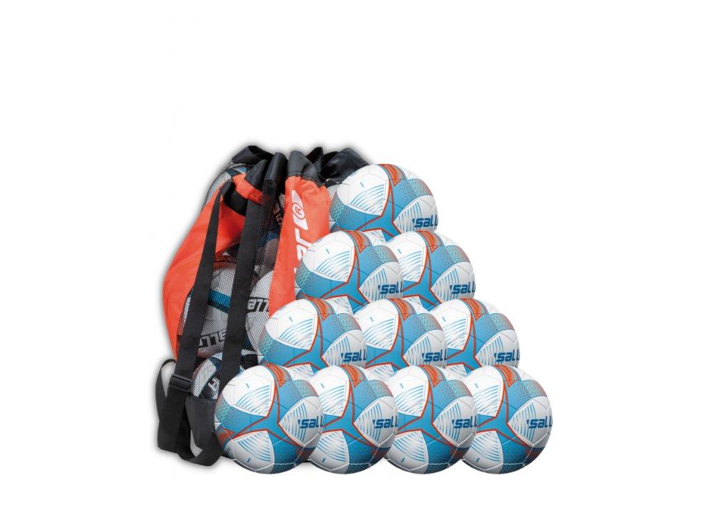 saller sada 10 tréninkových míčů ICONEY