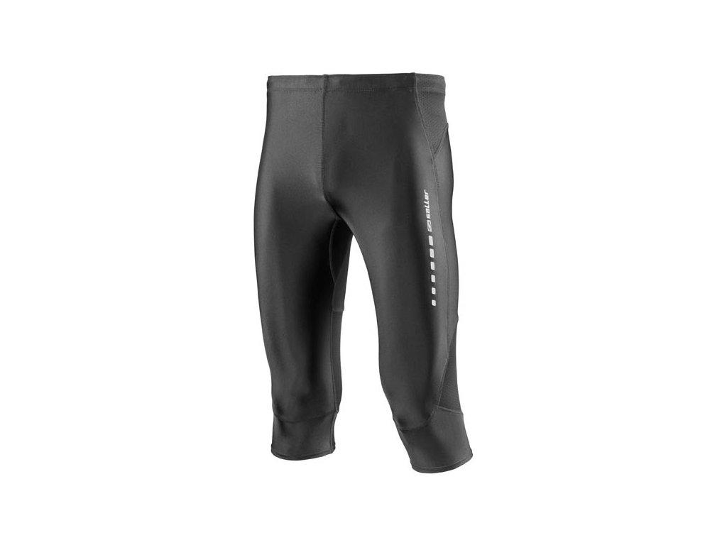 saller elastické 3/4 kalhoty PRO