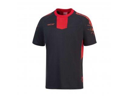 t shirt sallercore2 schwarz rot frontalansicht 600x600@2x