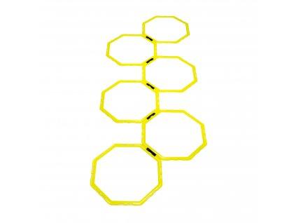 profi koordinations octagon ringe saller frontalansicht felder