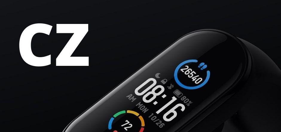 Jak nastavit češtinu pro Xiaomi Mi band 4?