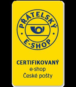 Přátelský eshop české pošty