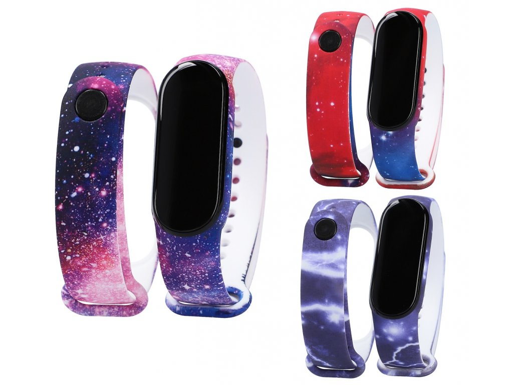 5 210 galaxie nocni obloha mi band