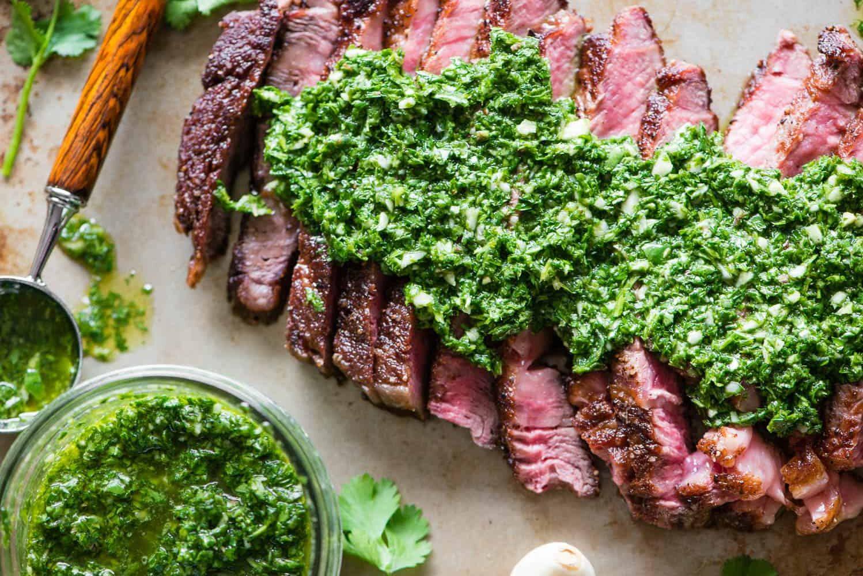 steak chimichuri
