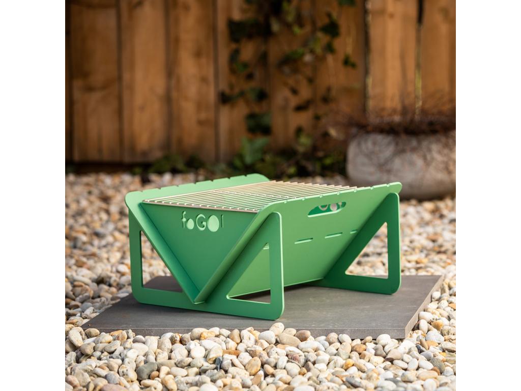 foGO grill green 1