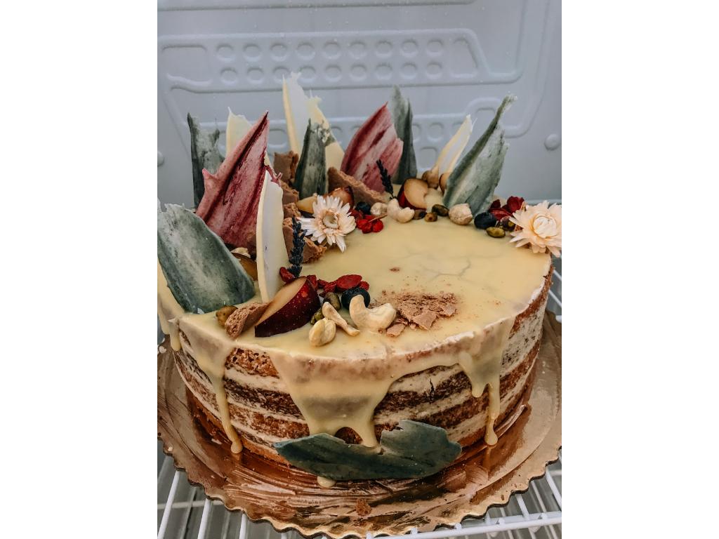 NAHÁ TORTA WHITE CHOCO
