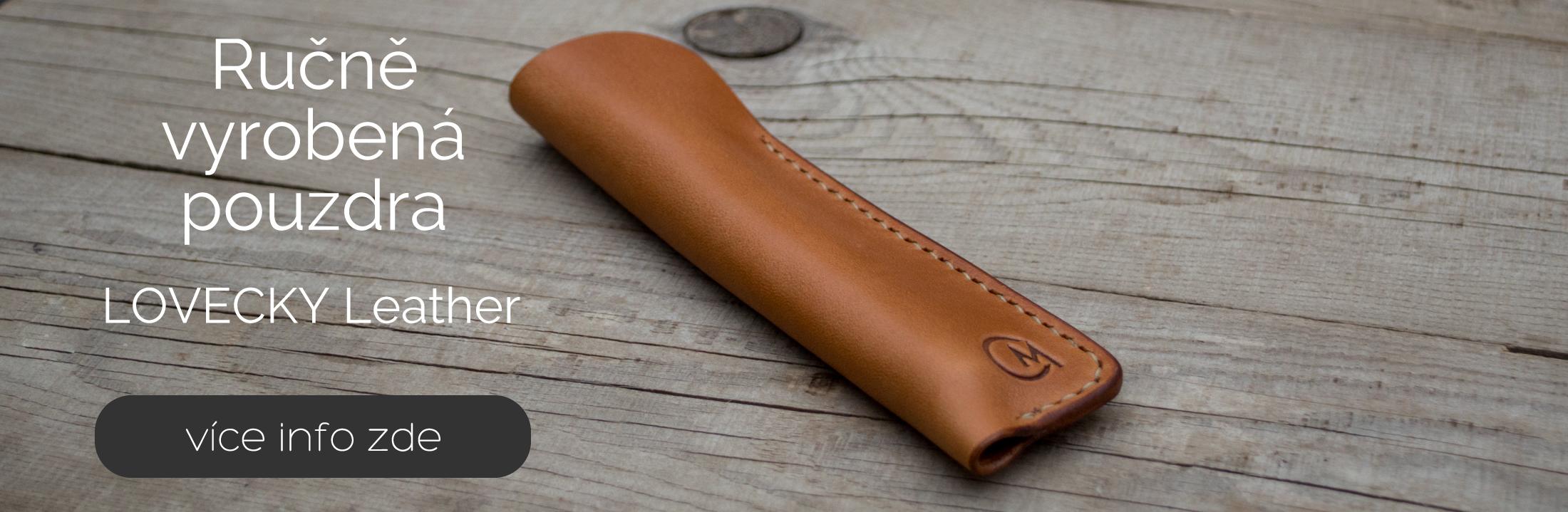 Pouzdra Lovecky leather