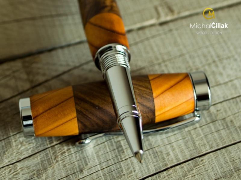 Kugelschreiber – Version chrome elegant