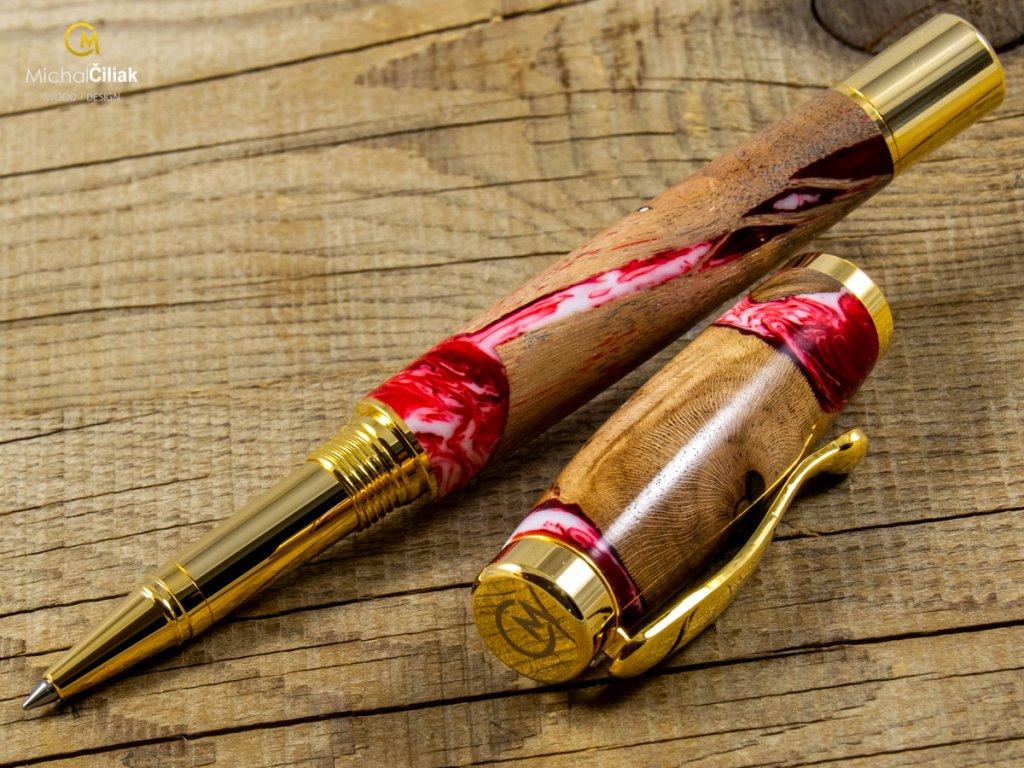 darek pro muze darkove pero s gravirovanim plnici kulickove drevene 1 1740