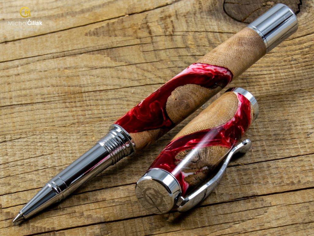 darek pro muze darkove pero s gravirovanim plnici kulickove drevene 1 1773