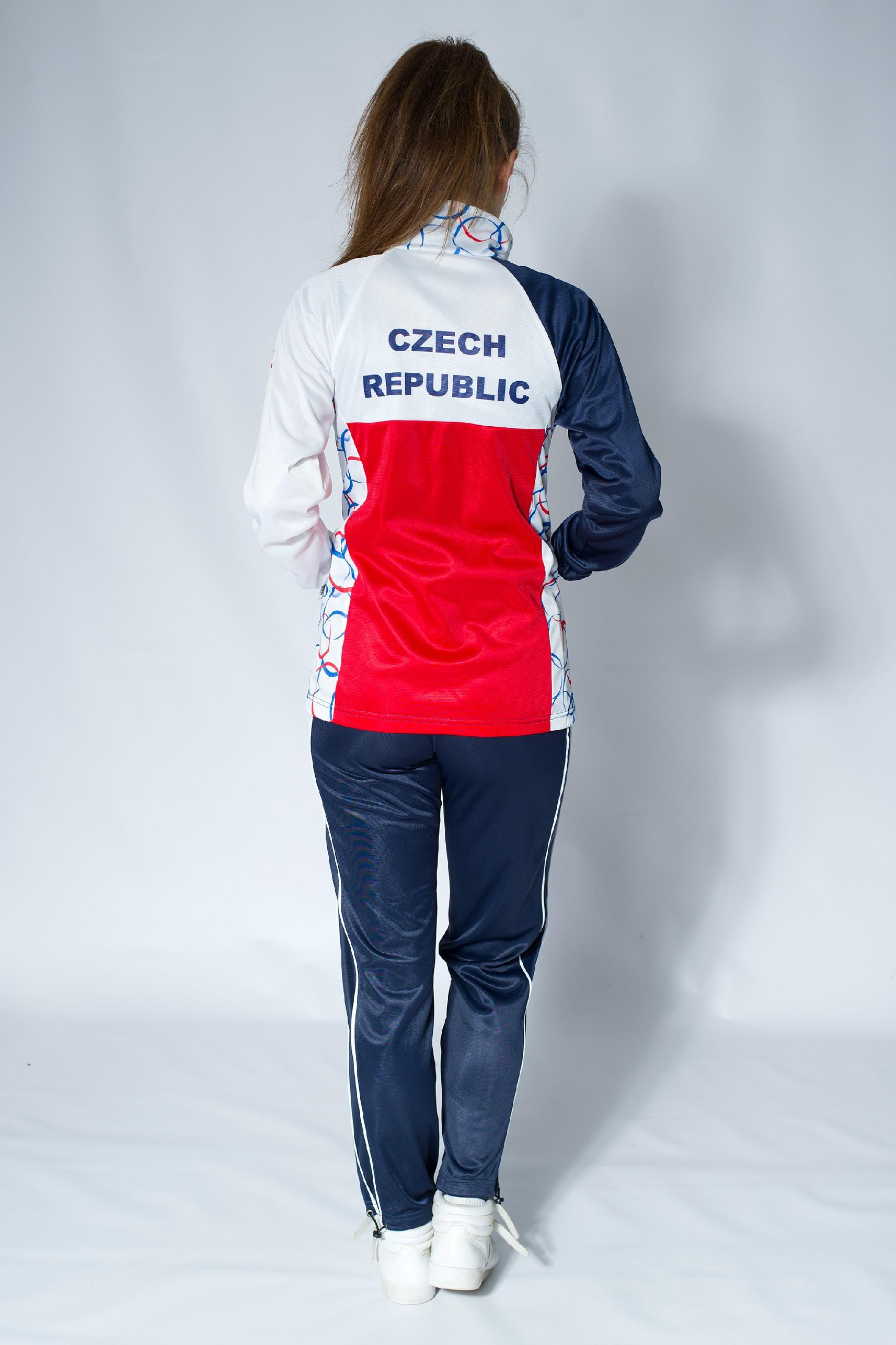 Teamové oblečení pro všechny sporty