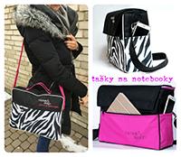 tašky na notebook