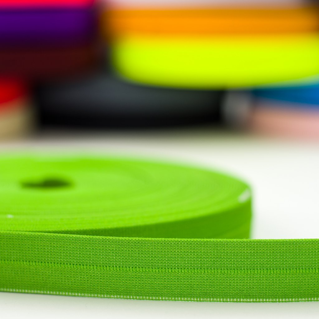 guma lemovací jasně zelená