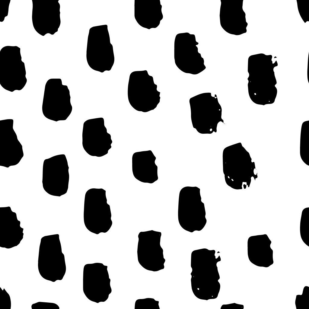 Černobílá 707044 (vyberte materiál zimní softshell elastický (šíře 150cm) 280g  10000/10000)
