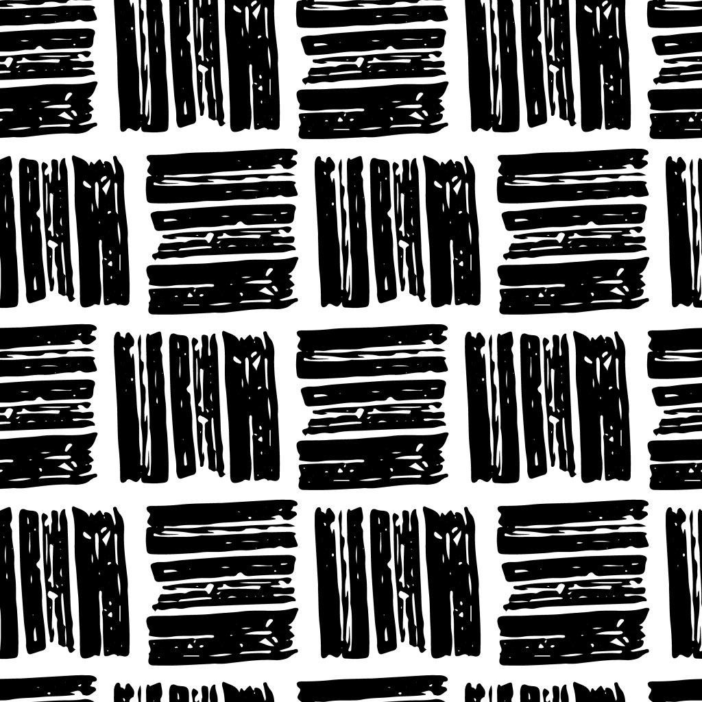 Černobílá 707055 (vyberte materiál zimní softshell elastický (šíře 150cm) 280g  10000/10000)
