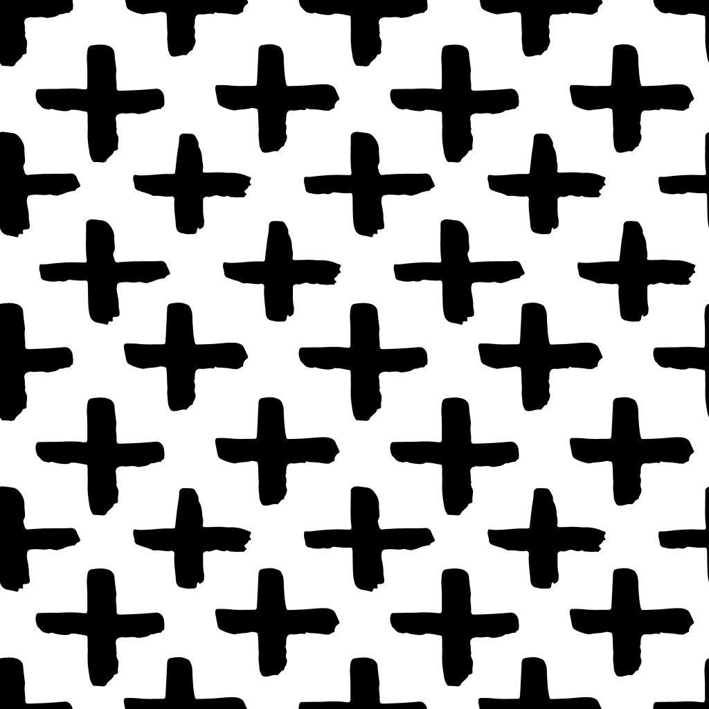 Černobílá 707057 (vyberte materiál zimní softshell elastický (šíře 150cm) 280g  10000/10000)