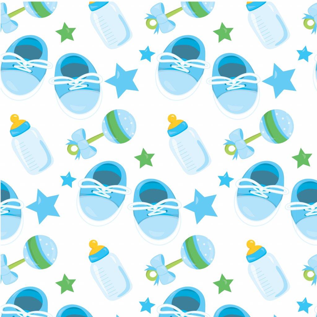 baby boy 745014 (vyberte materiál zimní softshell elastický (šíře 150cm) 280g  10000/10000)
