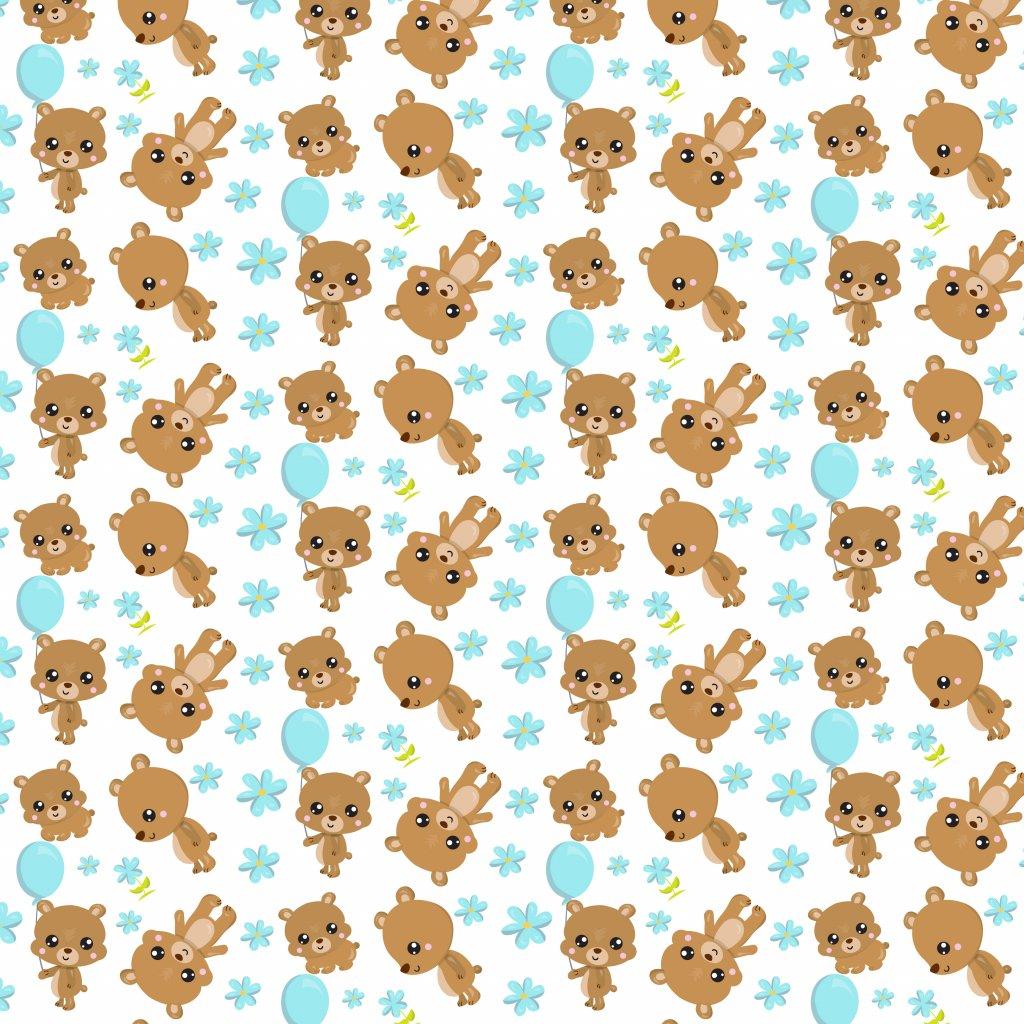 baby boy 745045 (vyberte materiál zimní softshell elastický (šíře 150cm) 280g  10000/10000)