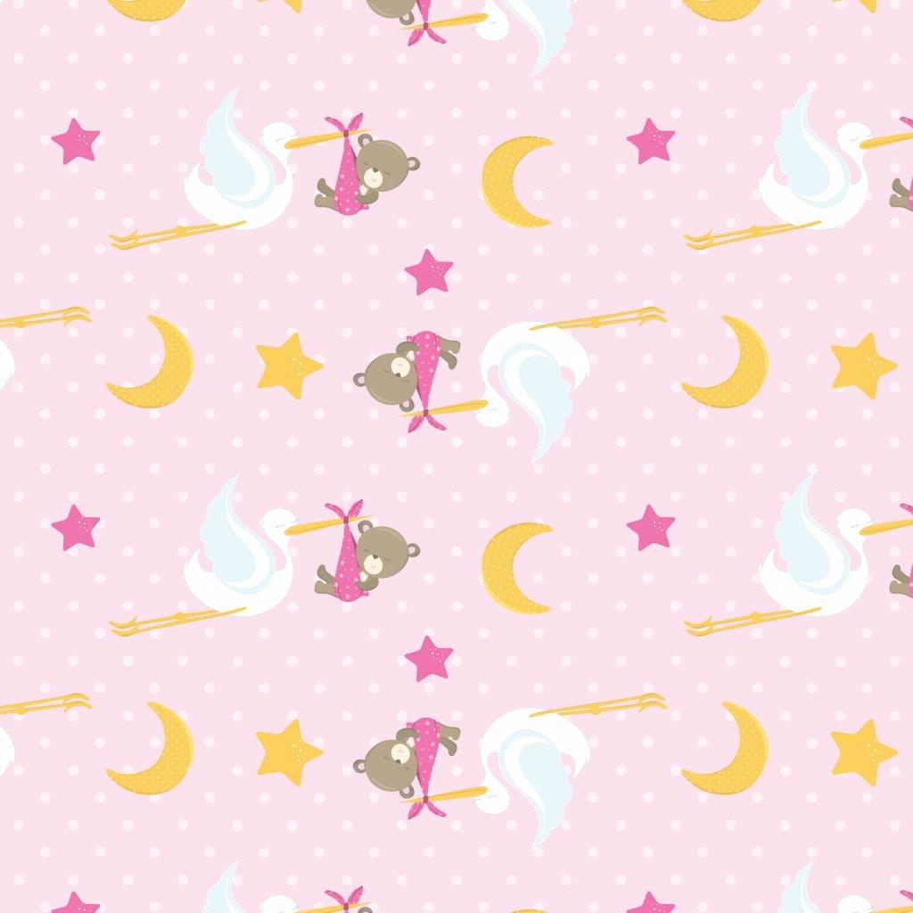 baby girl 744005 (vyberte materiál zimní softshell elastický (šíře 150cm) 280g  10000/10000)