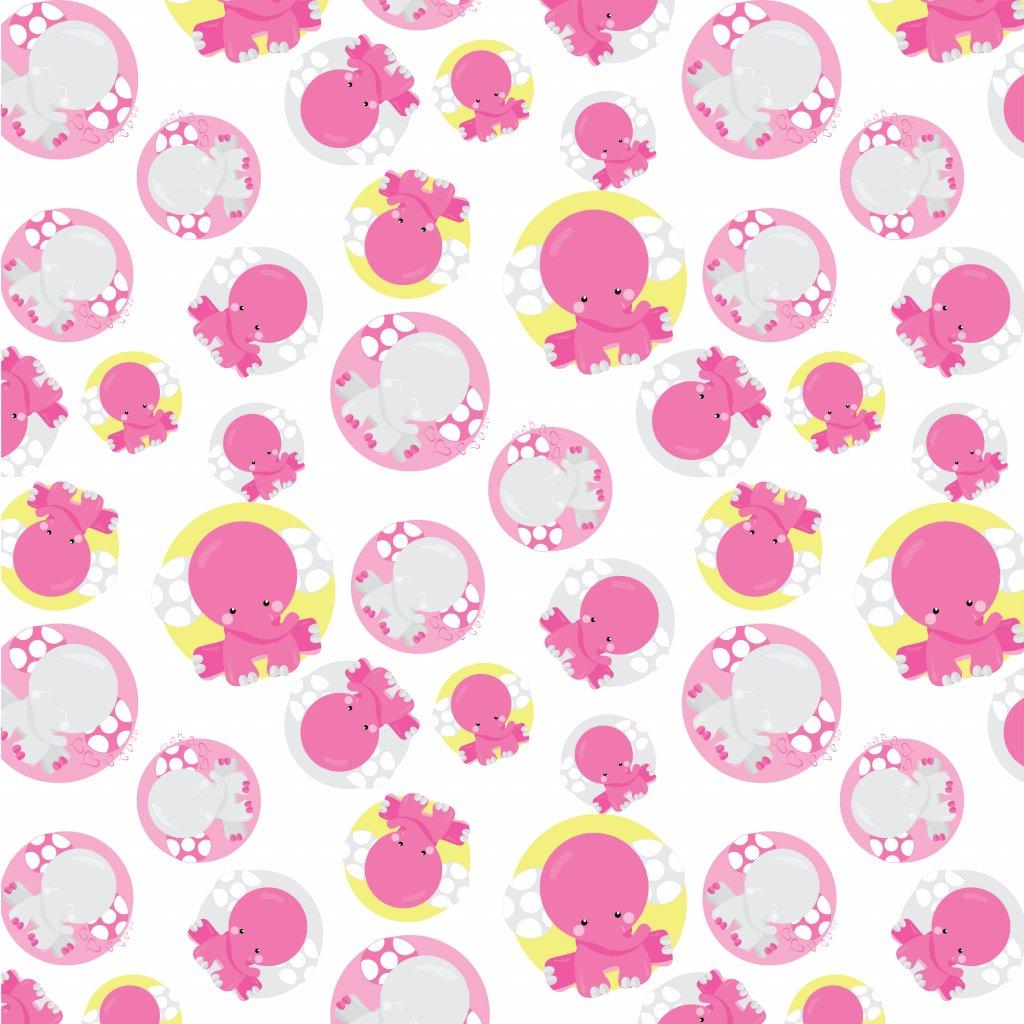 baby girl 744033 (vyberte materiál zimní softshell elastický (šíře 150cm) 280g  10000/10000)