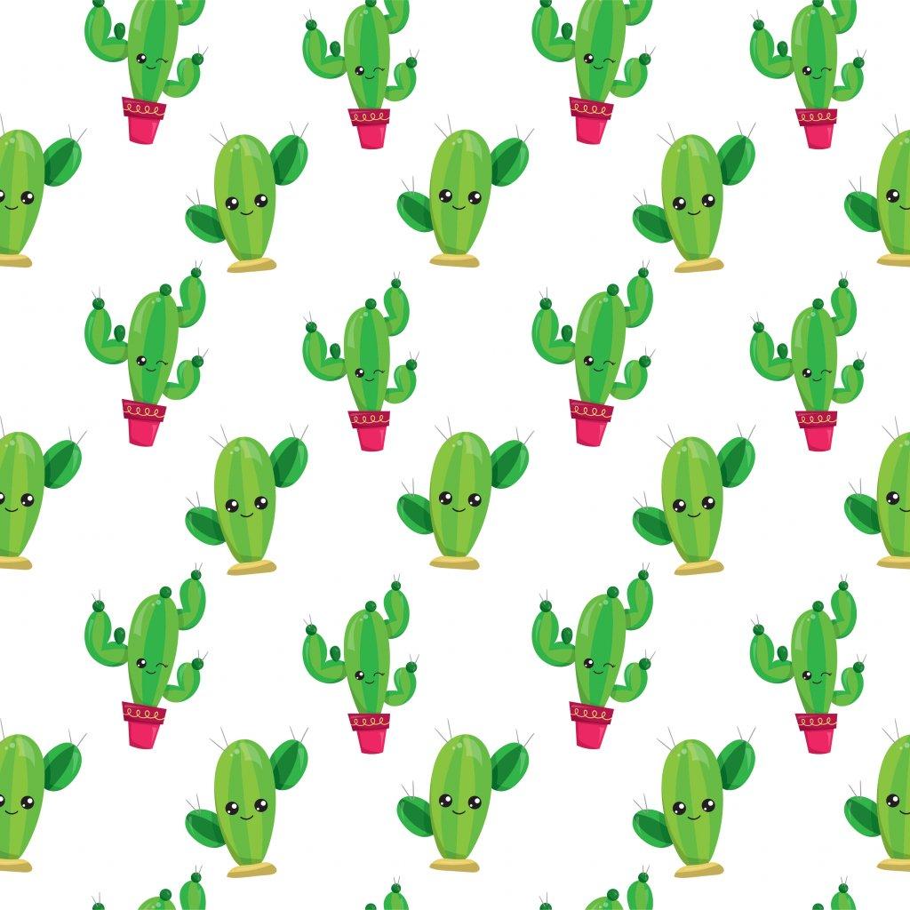 Kaktus 744075 (vyberte materiál zimní softshell elastický (šíře 150cm) 280g  10000/10000)