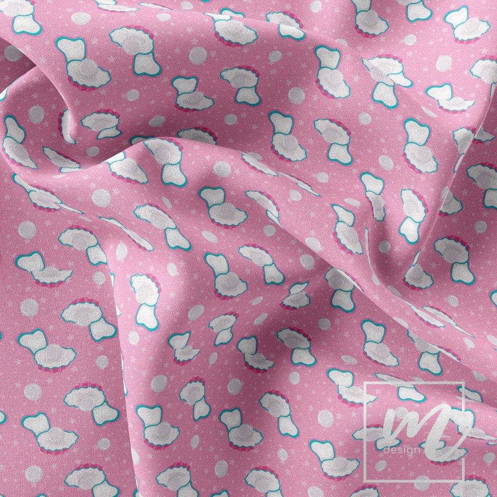 732035 mušle na růžové kopie