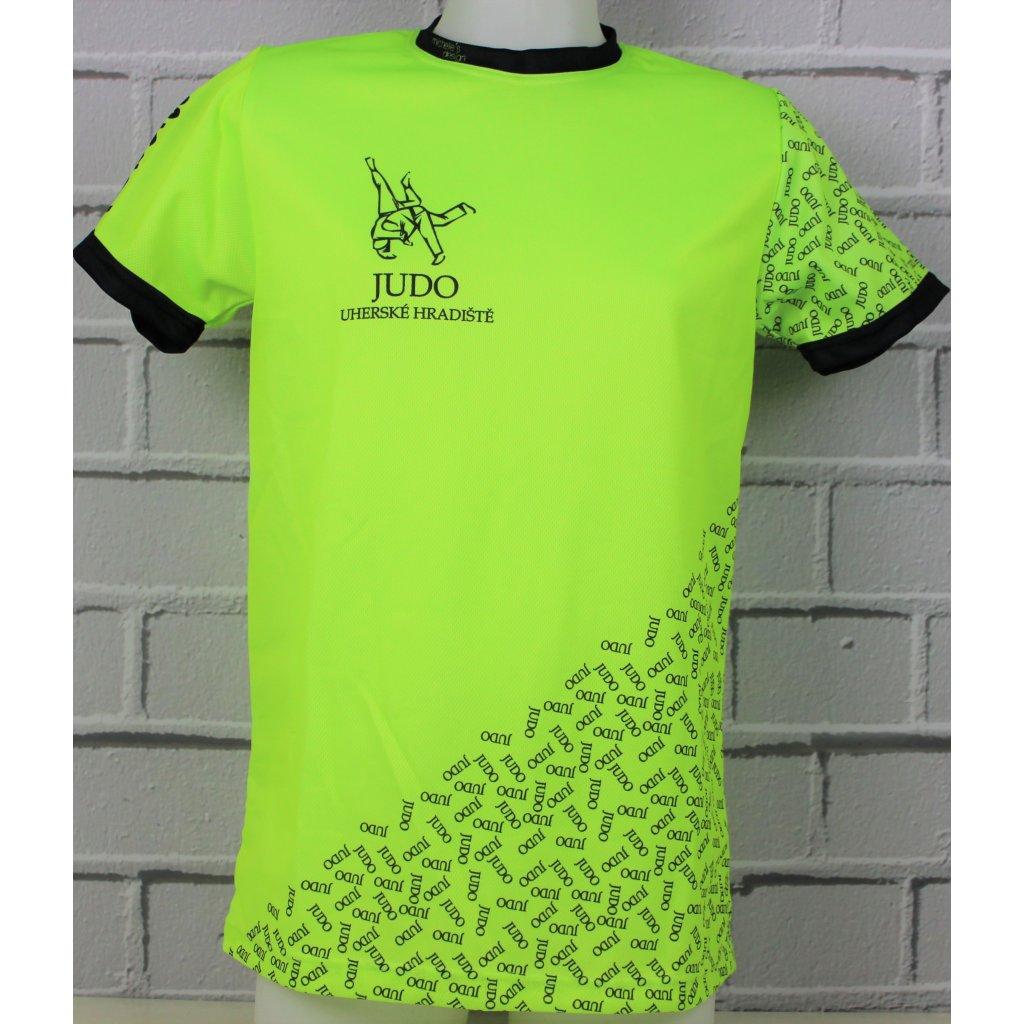 tričko JUDO UH